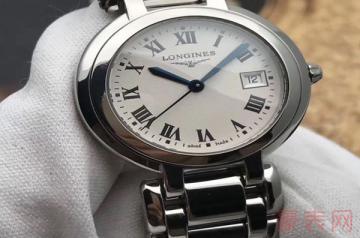 旧浪琴手表有回收价值吗?快来对照回收标准