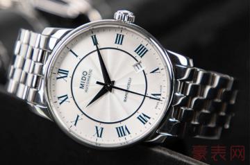 收二手名表的商家会收不入流的腕表吗