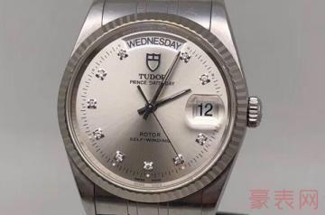 瑞士帝舵海洋王子手表回收价格打几折