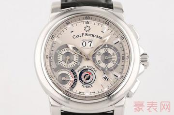 宝齐莱二手手表回收值多少钱引热议