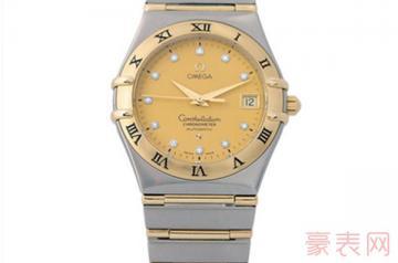 80年代的欧米茄手表回收还值钱吗