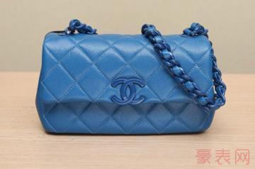 香奈儿专柜会回收二手奢侈品包包吗