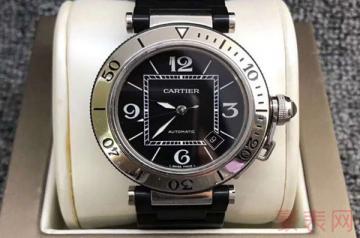 卡地亚手表在什么地方回收报价最高?