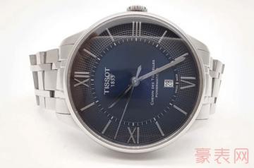 没有相关附件的天梭手表可以卖掉吗