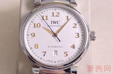 回收IWC万国手表不招商家待见是为何