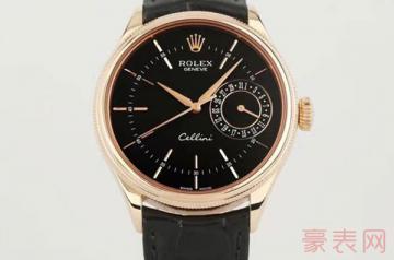 商业街的劳力士腕表实体店会回收手表吗?
