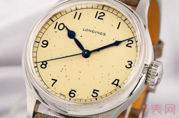 旧瑞士浪琴手表回收多少钱 渠道也得引重视